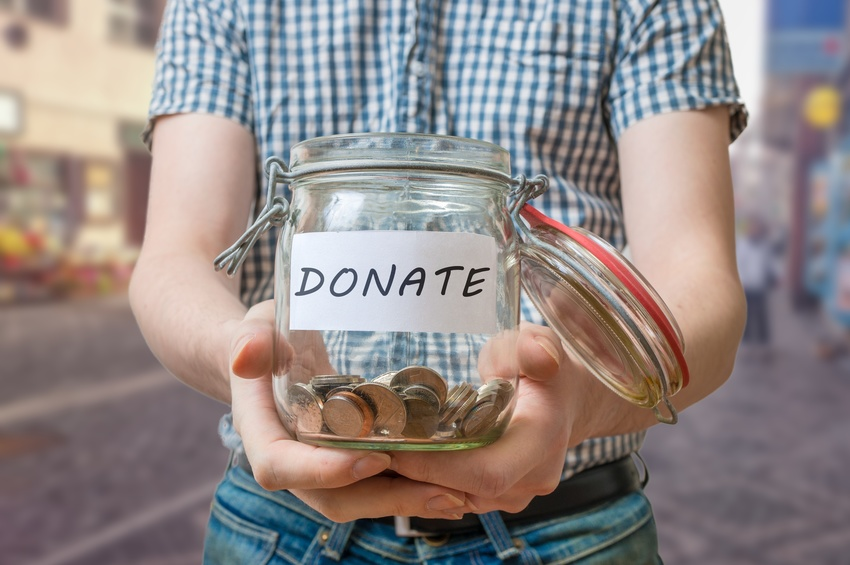 small donations