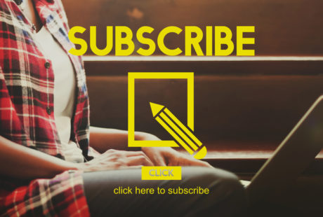 Subscription Sign-Up Pages