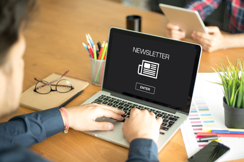 Email Newsletter Tips for Publishers